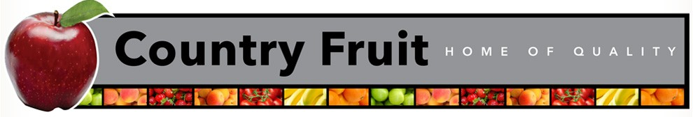 Country Fruit Logo