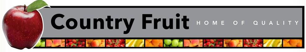 Country Fruit Logo